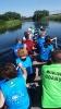 Spływ Motławą smoczą łodzią (22.07.2017)